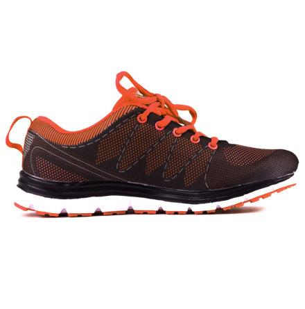 Brun sko